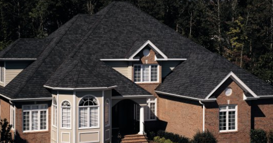 Best Grandmanor™ Shingles Color Black Pearl This Luxurious 400 x 300