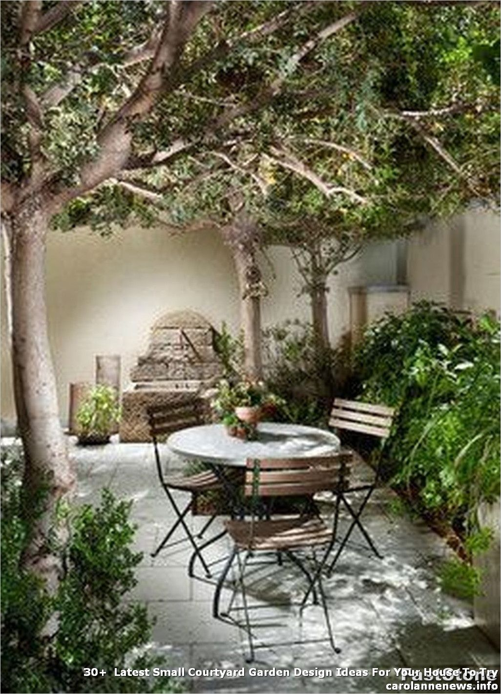 30 Latest Small Courtyard Garden Design Ideas For Your House To Try Page 18 B In 2020 Courtyard Gardens Design Small Courtyard Gardens Indoor Courtyard