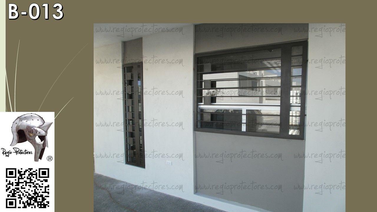 Regio Protectores: Protectores para ventanas Clase B   rejas ventana ...