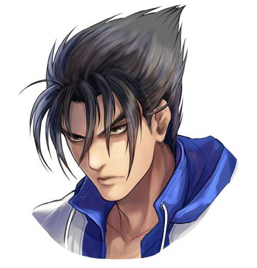 By Py Pf On Twitter Jin Kazama Street Fighter Tekken 7