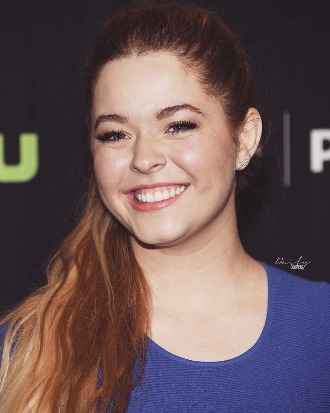 Pin by PLL End Game on Sasha Pieterse | Pretty little ...