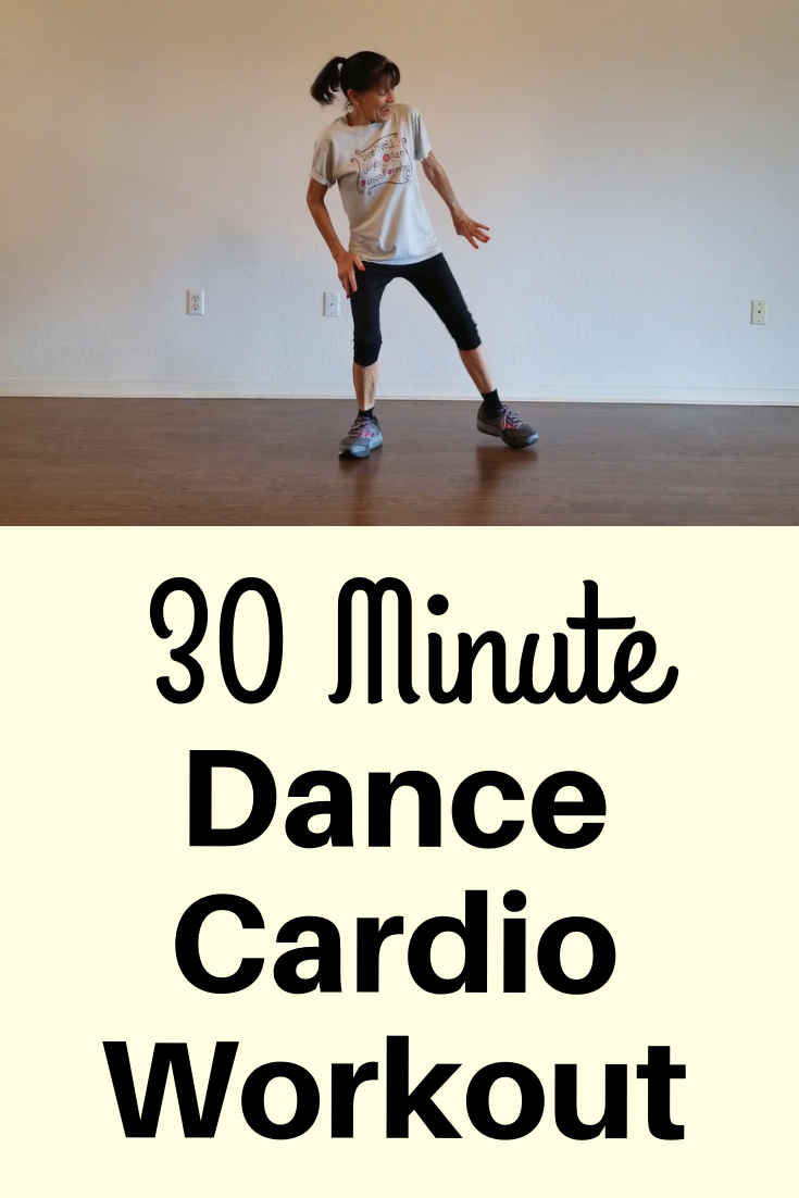 30 Minute Low Impact Dance Cardio Workout