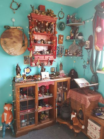 My Witchroom One Year On