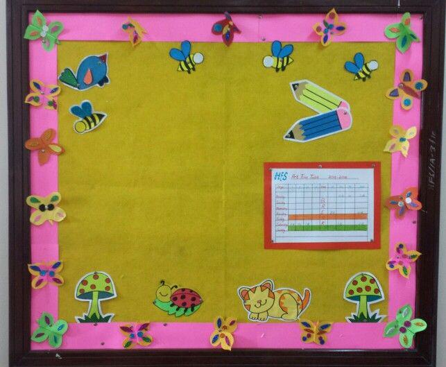 Classroom Soft Board Decoration Ideas ~ Softboard decoration https m facebook profile php id