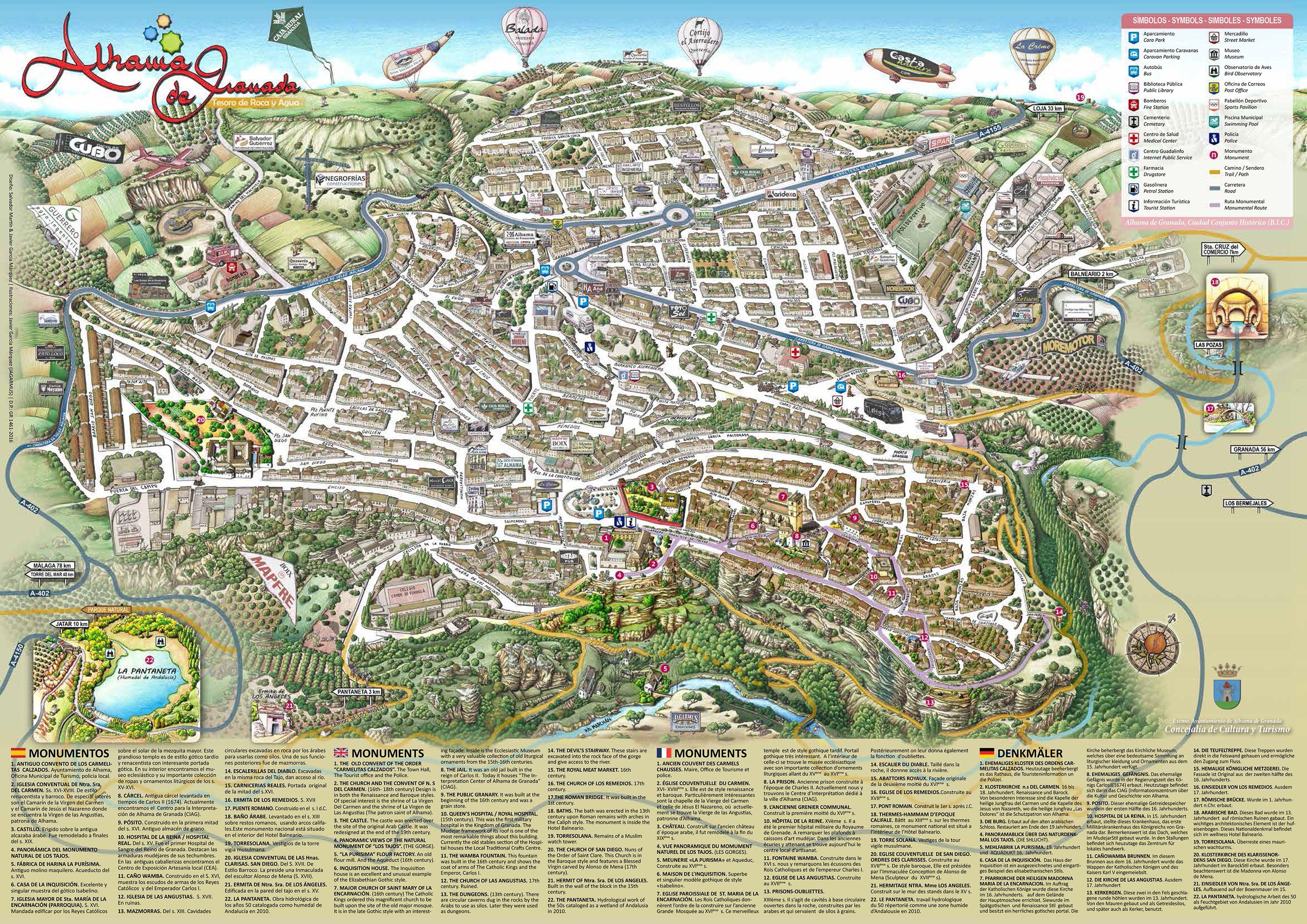 Callejero Mapa De Granada Capital.Pin By Jagarmus On Jagarmus Kreaciones La Creacion