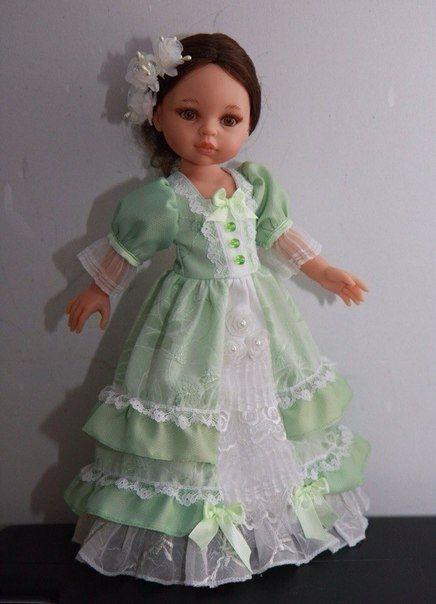 Продам, куплю одежду для кукол Paola Reina! | Испанские куклы Paola Reina
