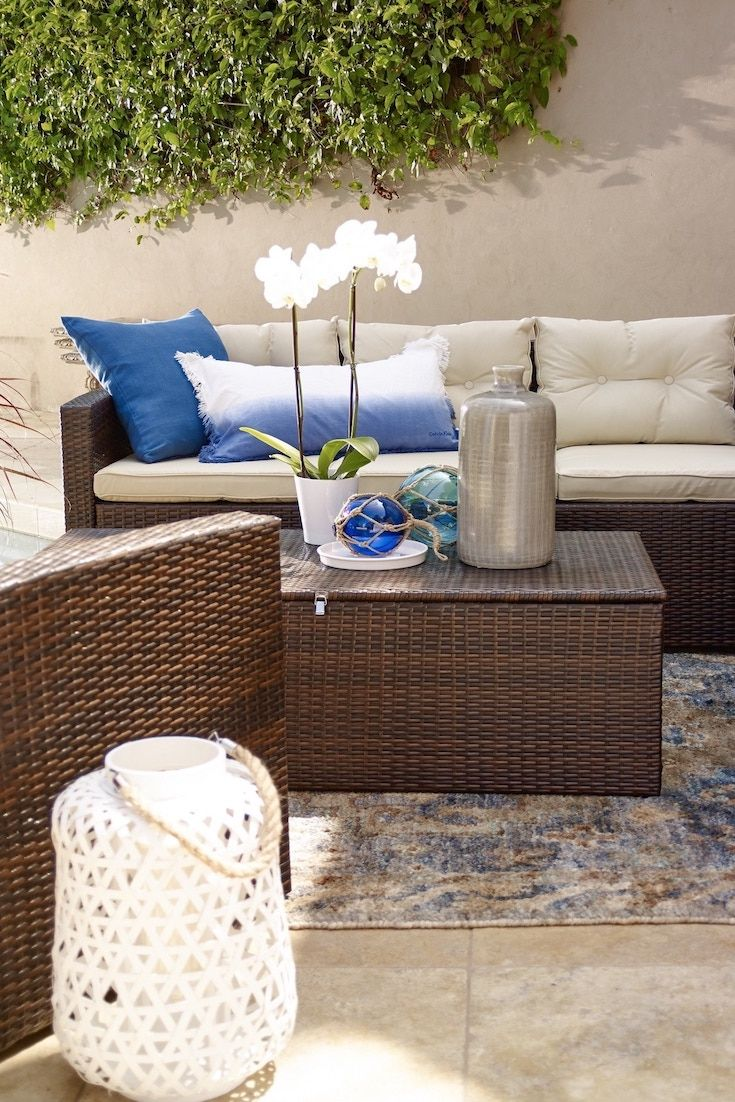How to choose summer patio furniture for small spaces patios
