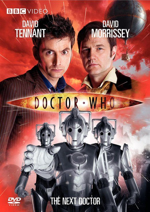 The Next Doctor Doctor Who Special David Tennant David Morrissey