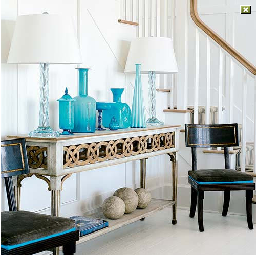 Must-Have Turquoise Decor - Coastal Living