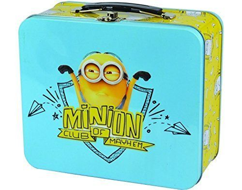 24c5e6fc2507 Minions Minion Lunch Tin   niftywarehouse.com  NiftyWarehouse  DespicableMe   Movie  Minions