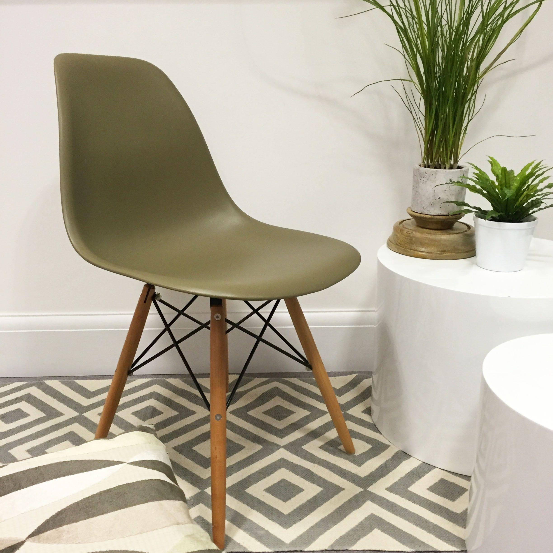 Eames Style Dining Chair Eames Style Dining Chair Oversized