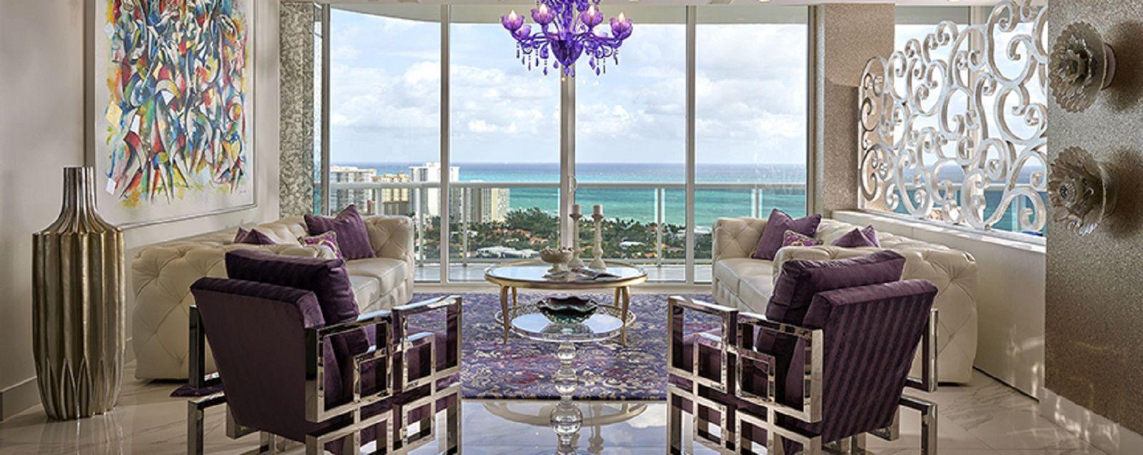 Fort Lauderdale Perla Lichi Design Award Winning Interior