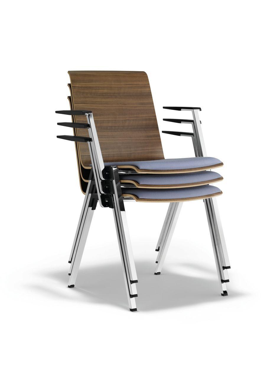 PUBLICA látogatói szék Irodabútor, Szék