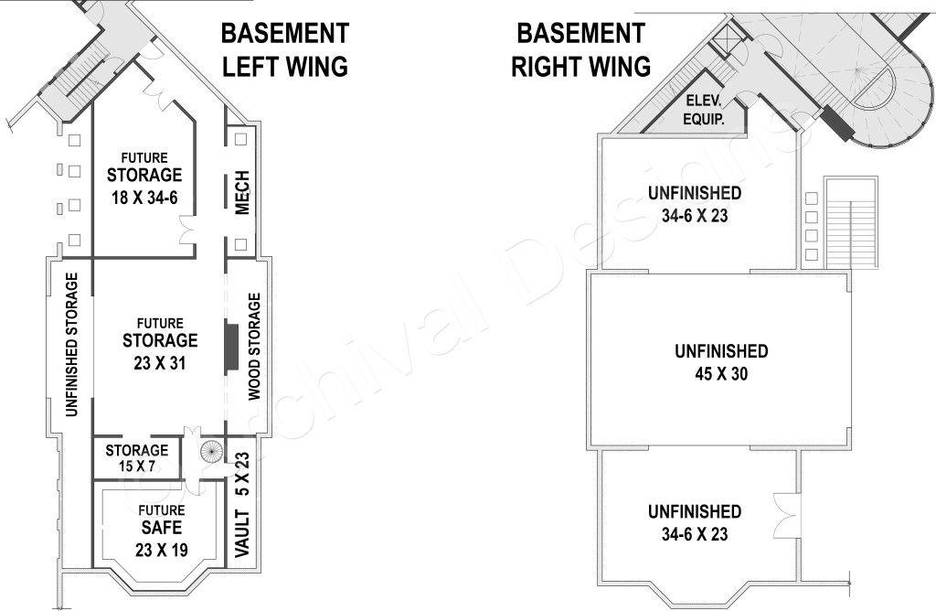 Balmoral House Plan Best Selling Floor House Plan Basement Floor Plan Wings Balmoral House Basement Floor Plans Basement Flooring Castle House Plans
