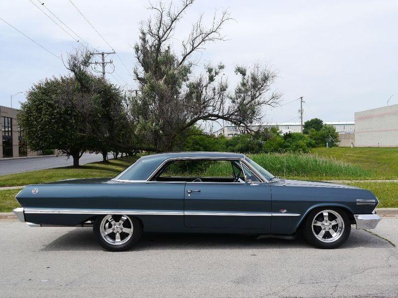 1963 Chevrolet Impala for sale - Alsip, IL | OldCarOnline.com ...