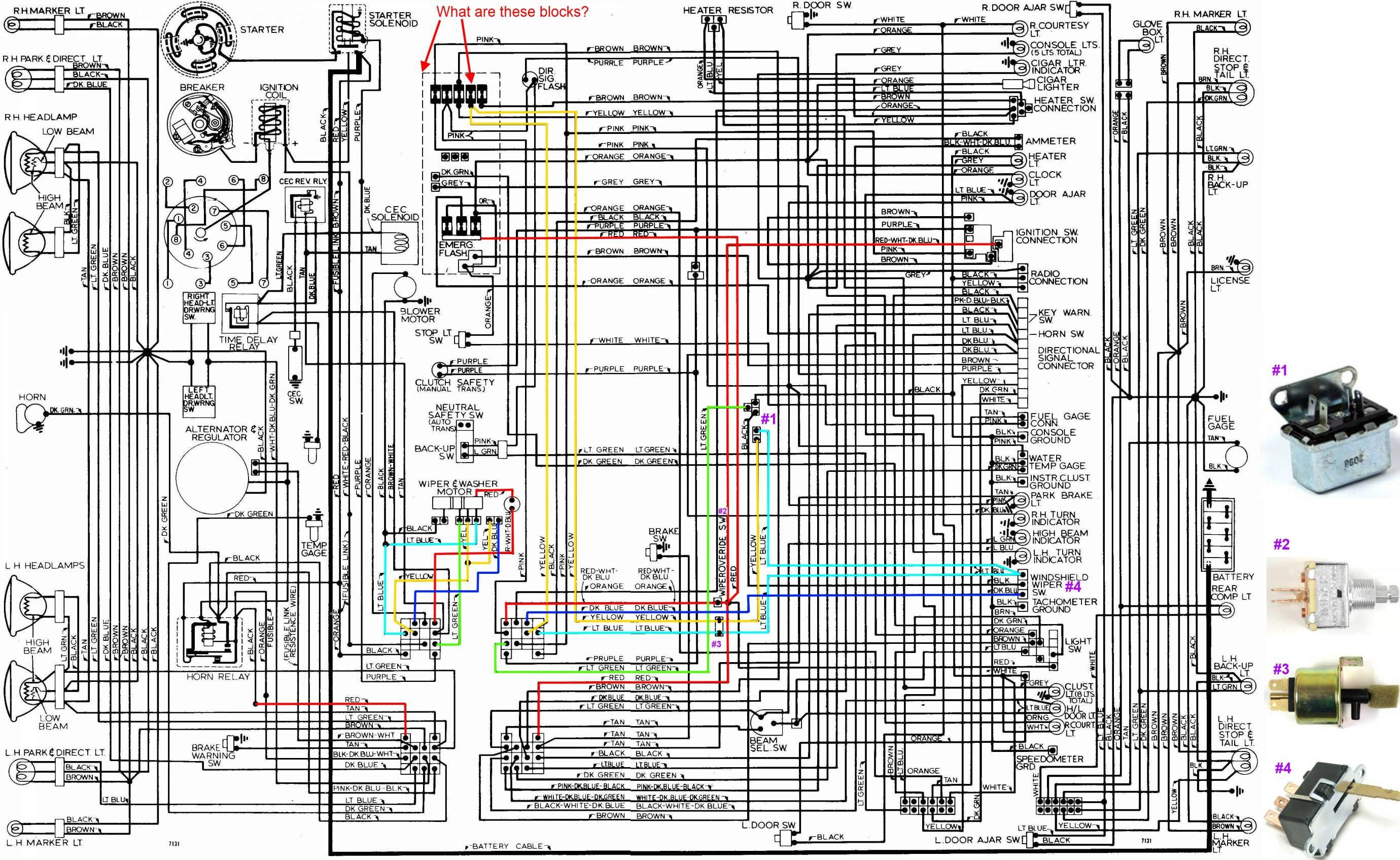 12 72 Chevelle Engine Wiring Harness Diagram Engine Diagram Wiringg Net 72 Chevelle Chevelle Diagram