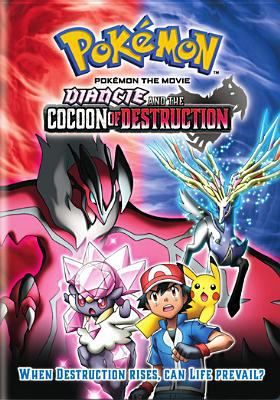 Pokemon The Movie 17 Clevnet Library Cooperation Pokemon