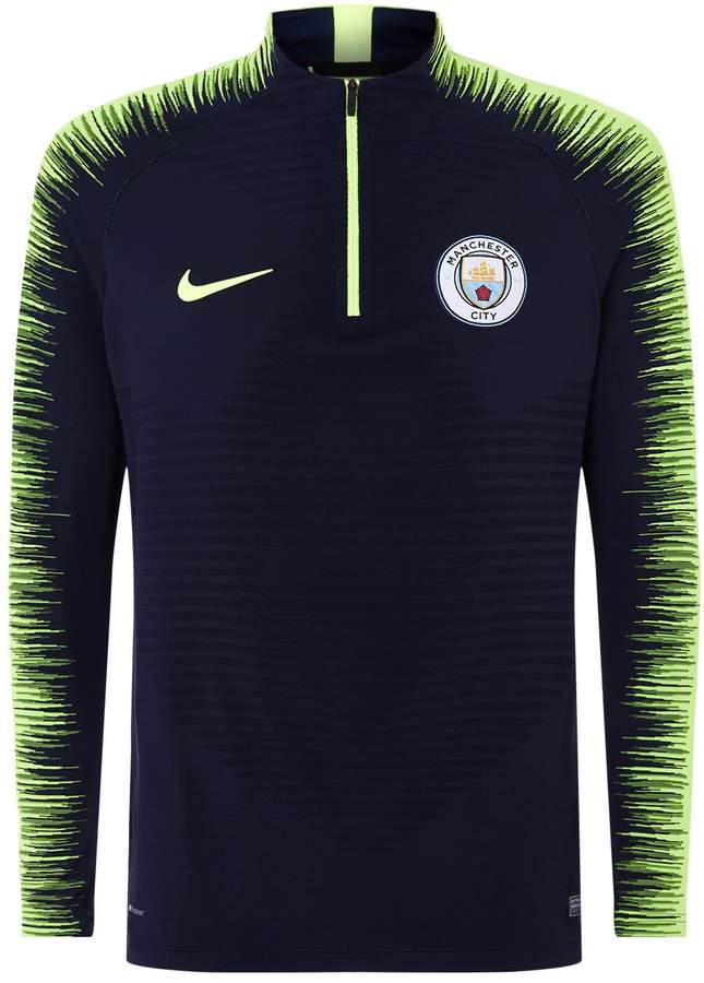 Nike Manchester City VaporKnit Strike Drill Top f30a4f81d