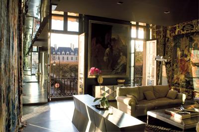 24 place des Vosges   Paris Hotels   House design, Interior