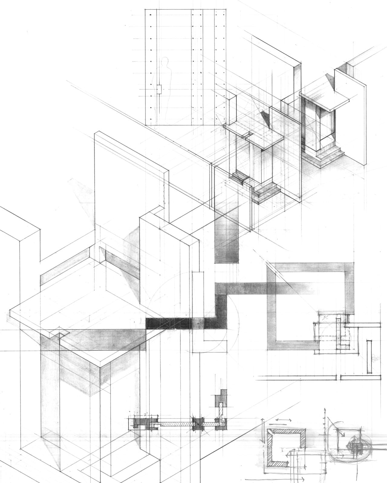 Groovy Study For A Door Window Threshold Project Architecture Drawing Wiring Digital Resources Funapmognl