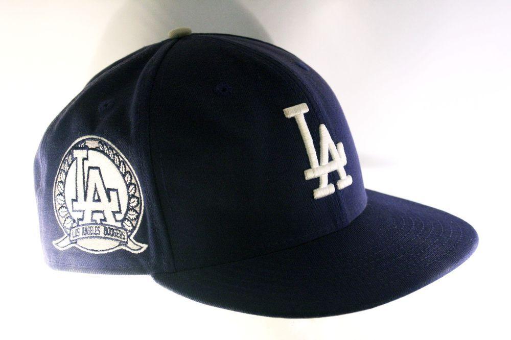 La dodgers los angeles baseball cap hat blue new era