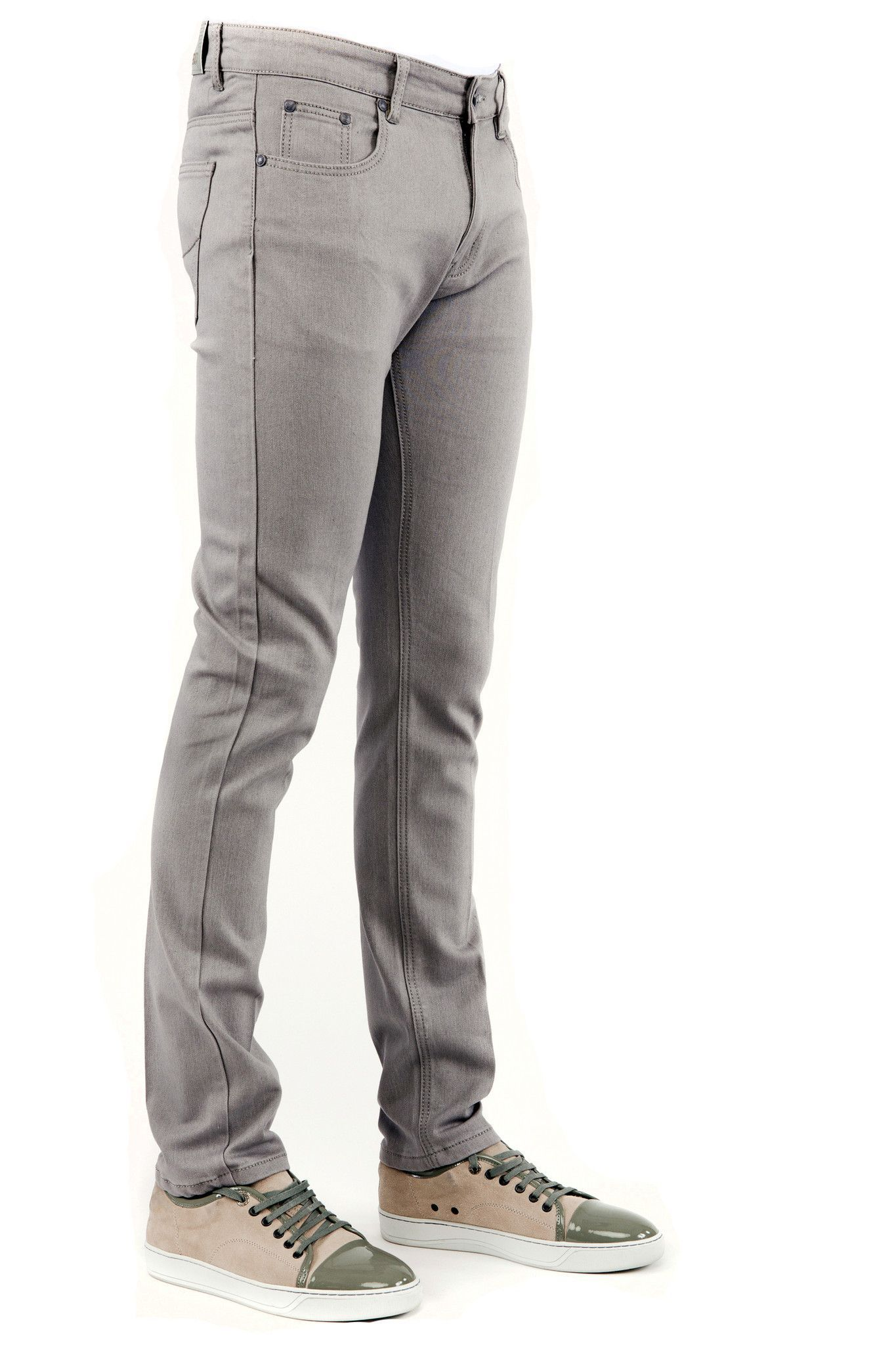f9afd2c77e88a Denim Light Grey Skinny-Stretch Jean (714) in 2019 | Products ...