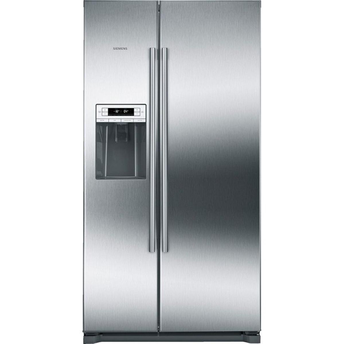 Refrigerateur Americain Ka90dvi20 Refrigerateur Americain Refrigerateur Sous Plan Et Etagere En Verre