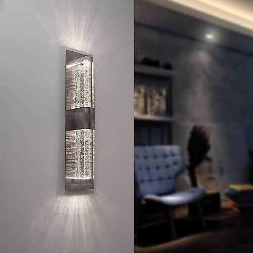 Ws2820 Led Wall Sconce By Kuzco Lighting At Lumens Com Led Wall