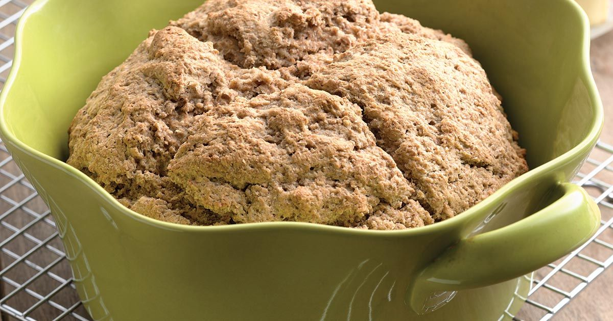 Irish Buttermilk Brown Bread Recipe King Arthur Flour Brown Bread Recipe Bread Recipe King Arthur Bread