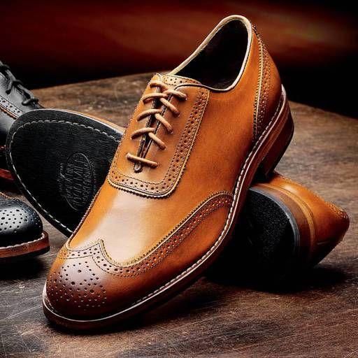 5ab53ba831c Wolverine Wickham Brogue Oxford | Shoes | Mens work shoes, Shoes ...