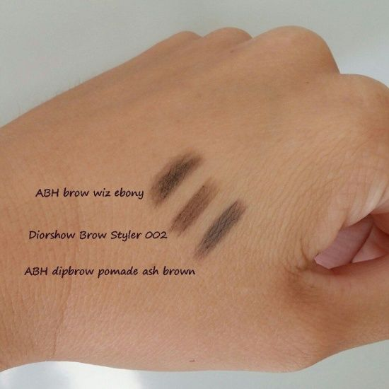Diorshow Brow Styler: Universal Dark Brown отзывы — Отзывы о ...