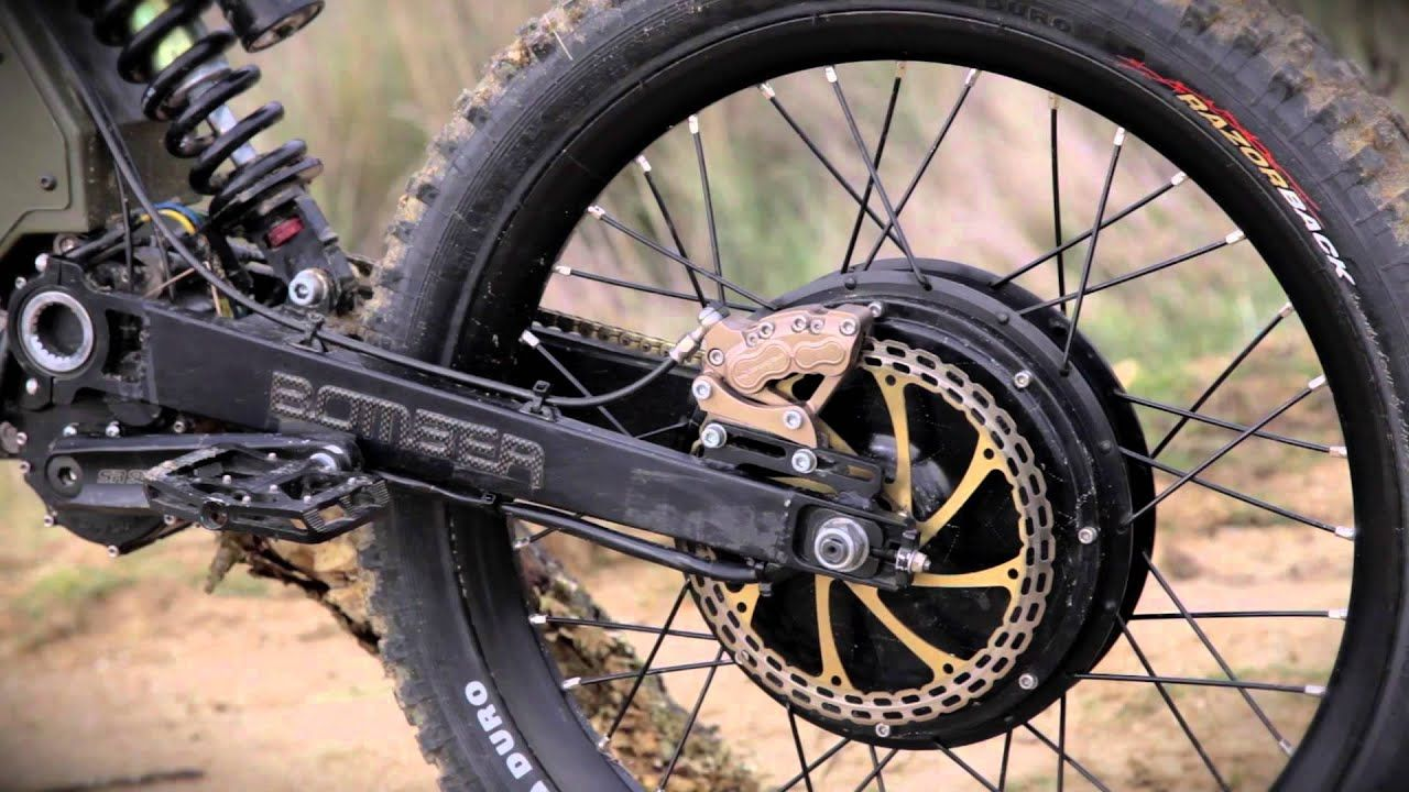 Review Stealth Bomber Electric Bike Packs A Serious Punch Bike