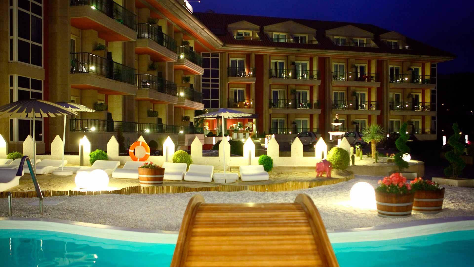 Grupo solvida hoteles hotel de lujo galicia hoteles for Hoteles de lujo fotos