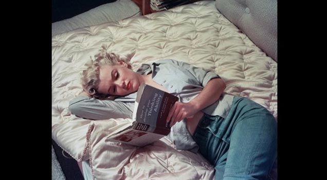 """Livros de Marilyn Monroe há muitos. Mas não como este. """"Marilyn Monroe: Metamorphosis"""", de David Wills"""