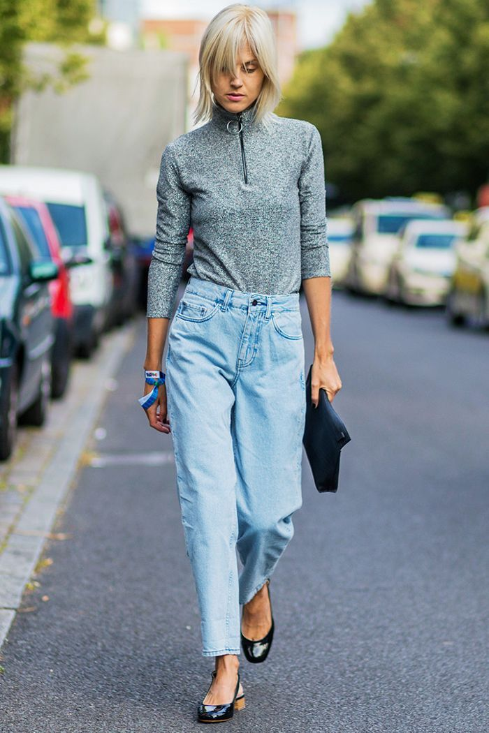 46978ec9bac 13+Quick+Tips+for+Dressing+Up+Your+Jeans+via+ WhoWhatWearUK