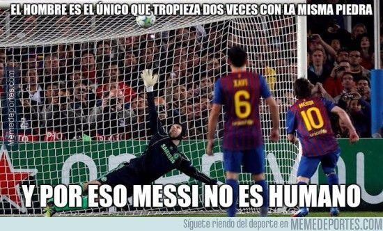 808868 - Messi hoy superando sus miedos