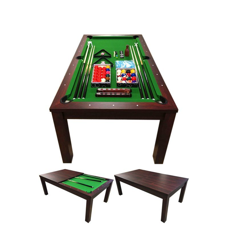 Missisipi Model Snooker Full Accessories Pool Table Pool Table Billiard Table Dining Table Top