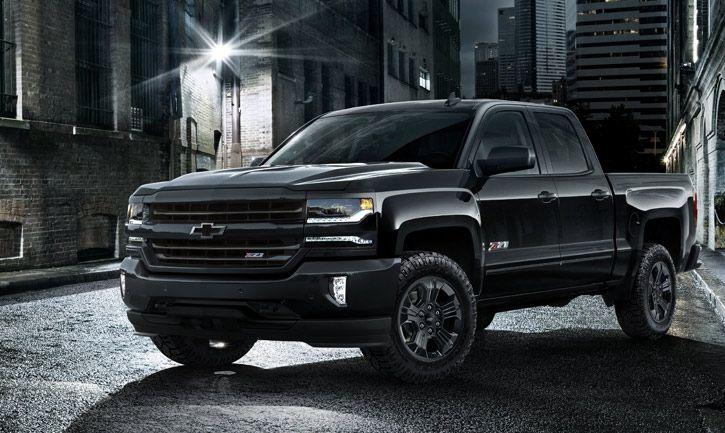 Silverado 1500 2016 Camionetas pickup de tamao completo