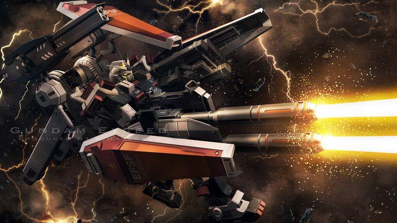 Mobile Suit Gundam full armor gundam Gundam, Gundam