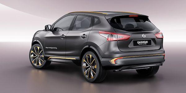 2018 Nissan Qashqai: Facelift, Changes, Autonomous Driving Tech >> 2018 Nissan Rogue Select Nissan Qashqai 2018 Nissan