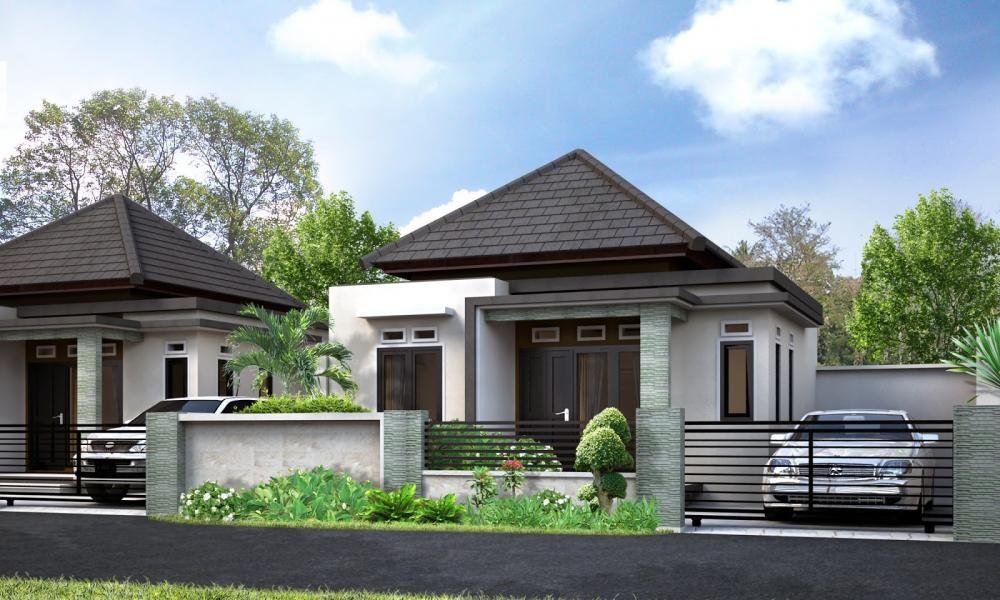 Properti Desain Rumah Minimalis Mewah Dan Modern 1 Lantai 1