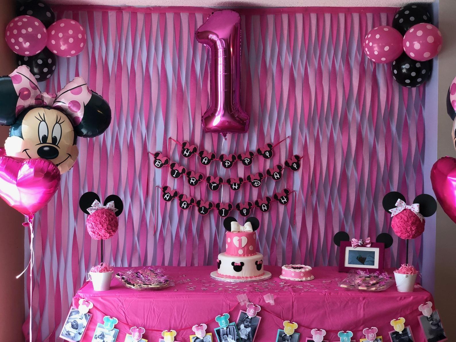 Pin On Kehlani 1st Birthday