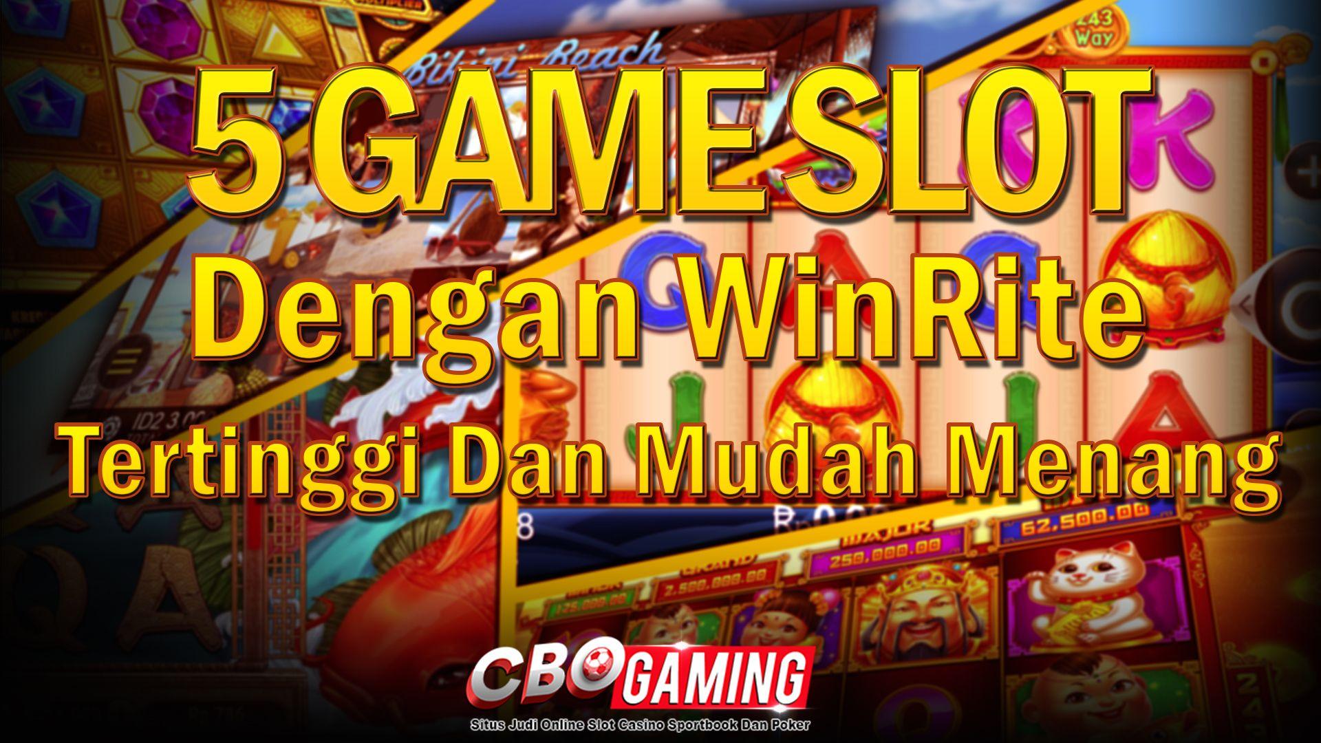 16 Ide Trik Menang Slot Online Di Cbogaming Blackjack Mainan Game