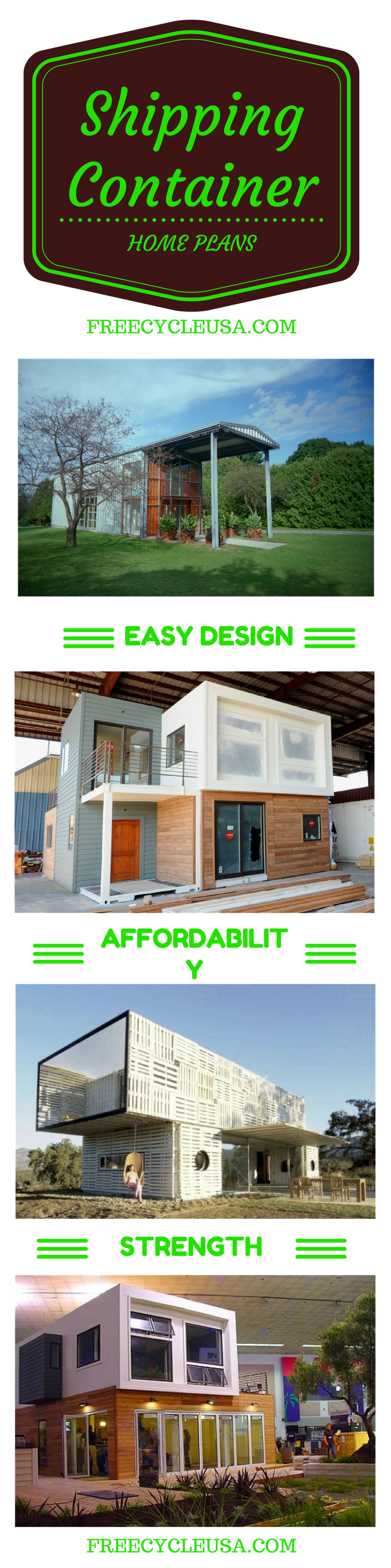 How To Build Your Own Shipping Container Home | Container, Container ...