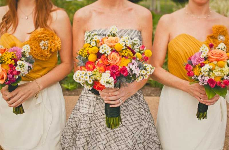 2014 Wedding Color Trends | Stellar Events