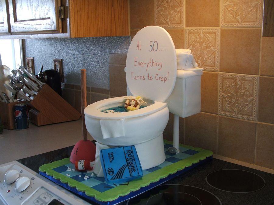 25 beste idee n over toilet cake op pinterest toiletpapier taart 40ste verjaardag taarten en - Toiletten versieren ...