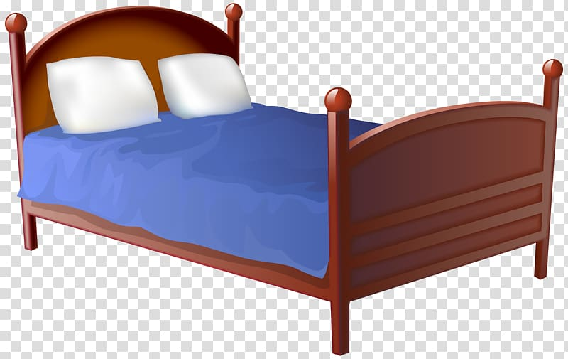 Brown Wooden Bed Sticer Furniture Table Bed Transparent Background Png Clipart Brown Wooden Bed Couch And Loveseat Wooden Bed