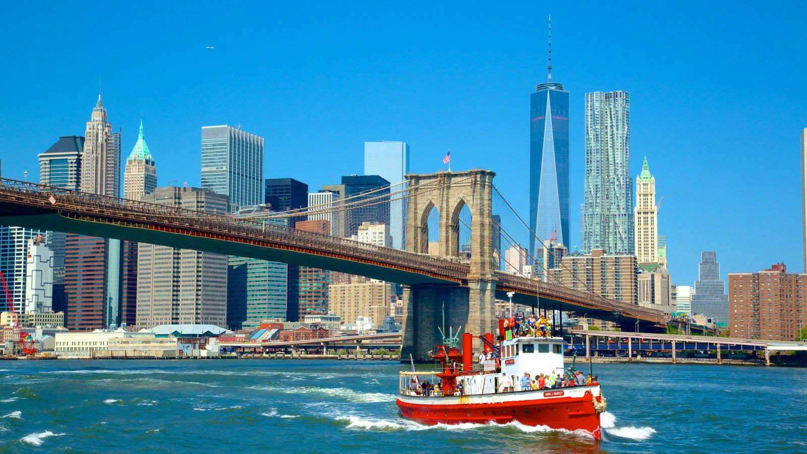 Brooklyn Bridge Pictures: View Photos & Images of Brooklyn Bridge