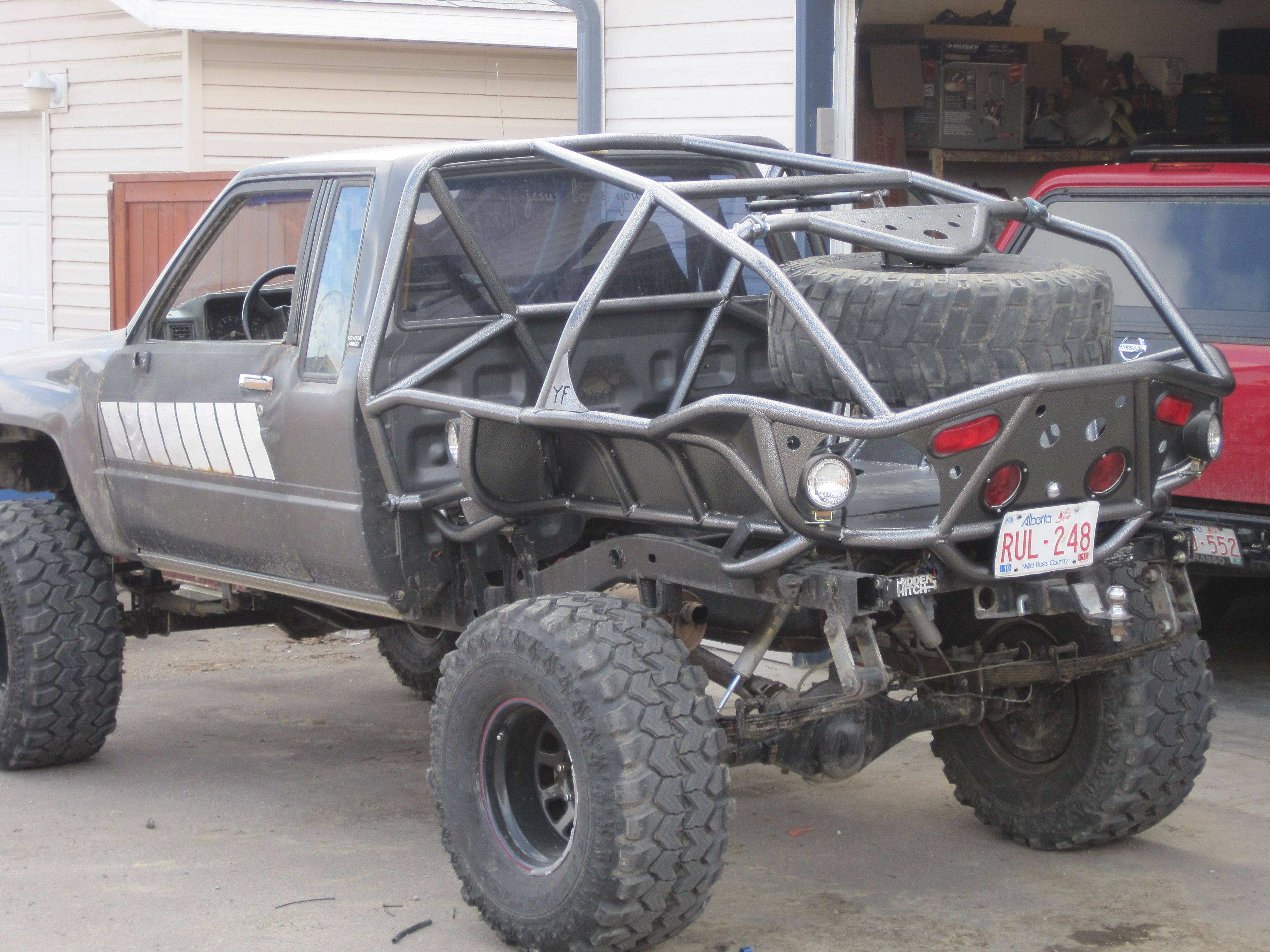 crazy bed Toyotas Pinterest Crazy beds, 4x4 and Toyota