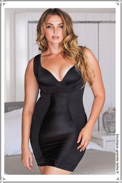 Epingle Sur Body Grande Taille Glamour
